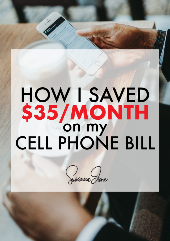 Save Money on Your Cell Phone Bill - a Mint SIM Review | susannajane.com