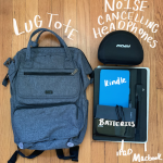 August Break – Day 28: In My Bag